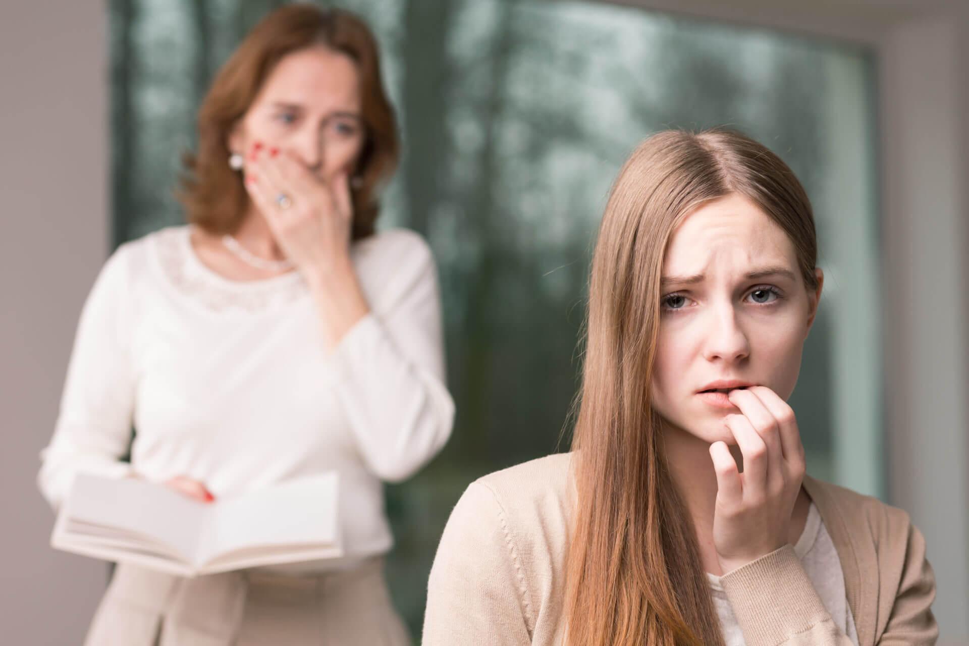 Реакция подростка на беременность